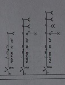 Circuit mixte avec protection 20A ( et pas 16)