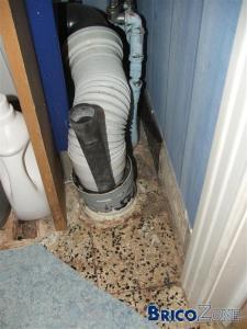 �vacuation WC r�calcitrante!....