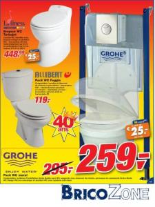 wc suspendu Grohe ou Geberit ?