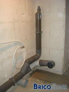 Votre avis sur mon vacuation wc suspendu - Installation evacuation wc ...
