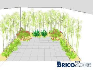 Vos idées pour mon petit jardin plutôt à l'ombre ?