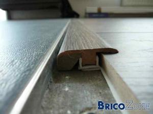 Raccord entre parquet et carrelage que faire - Joint de dilatation carrelage en silicone ...