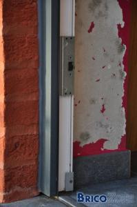 mon mur int�rieur moisit....
