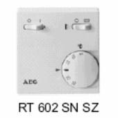 Utilisation du thermostat AEG RT602 SN SZ