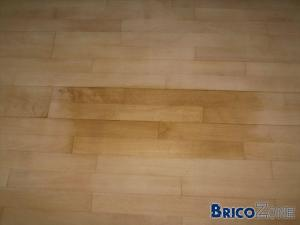 Peindre un parquet solution ou ab ration for Peindre parquet vitrifie