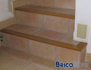 Calcul d 39 un escalier page 2 - Nez de marche antiderapant escalier bois ...