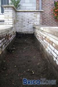 étanchéité jardinière