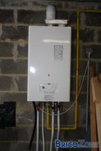 Bulex thermomaster f25e installation - Comment faire une installation de chauffage centrale ...