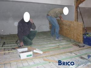 Isolation acoustique plancher - 2