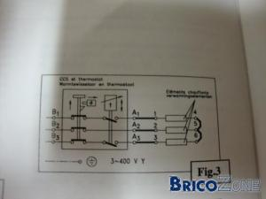 problème de raccordement boiler