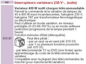 Eclairage nouvelle véranda (12V-24V)