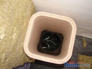 Tubage ou boisseau en nouvelle construction - Prix boisseau terre cuite isole ...