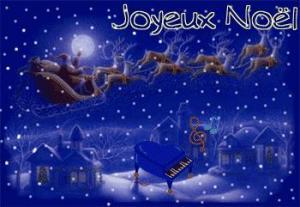 Bonnes fêtes à tous les amis !