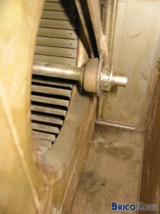 Fournaise au mazout - Fusibles et moteur du ventilateur qui grillent