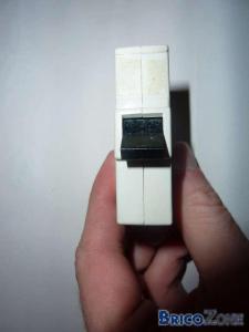 Calibre disjoncteur