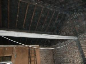 Plafond plancher oui encors - Refaire un plafond qui s ecaille ...