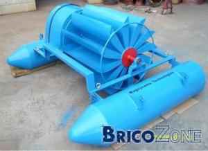 turbine hydro�lectrique