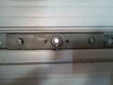 Comment enlever la serrure d 39 une porte de garage ferm e - Comment enlever une serrure de porte fermee ...