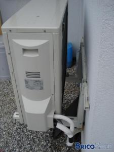A propos du niveau sonore de l'unité extérieure d'une PAC air/eau