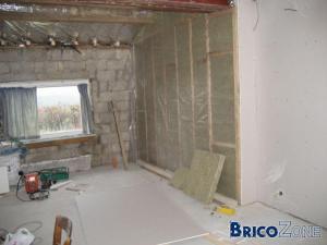Comment isoler des vieux murs en pierre (ép:45 cm)
