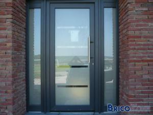 Avis: portes d'entrée bien isolées