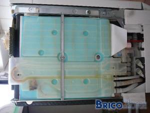 Probl�me arriv�e d'eau lave-vaisselle Bosch