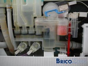 Problème arrivée d'eau lave-vaisselle Bosch