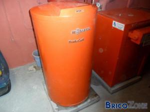 Fuite boiler viessmann chaudière au gaz