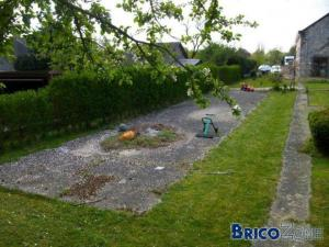 Avis sur terrassement pour terrasse + d�molition dalles b�ton ?
