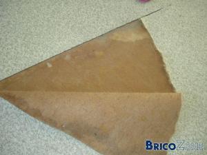 Enlever le vinyle du plancher