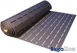 Isolant acoustique parquet: Acouflex - Dinachoc S801 - ...