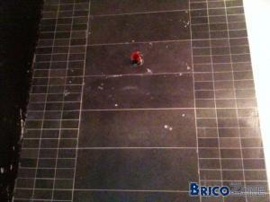 Carrelage douche: une première pour moi