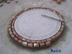 Rotonde en briques