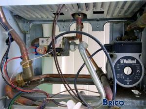 Chaudi�re � gaz Vaillant gratuite