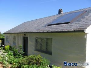 déjà entendu parler de rénovation de toit par des Irlandais?