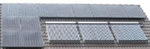 Si Photovoltaique, encore du sens de placer chauffe eau solaire?