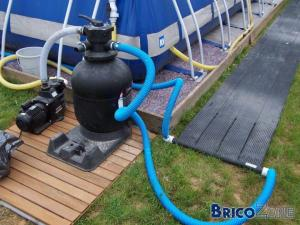Chauffe piscine solaires ; utile ?