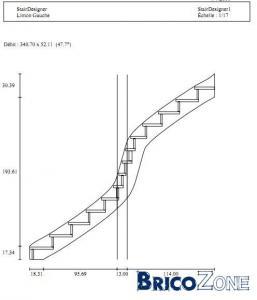 Calcul escalier for Calcul eclairage exterieur