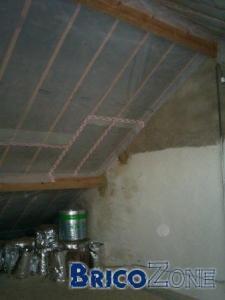 fixation poutrelle sur cheminée