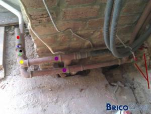 Comment dévisser/débloquer ce tuyau. Astuces de pro?