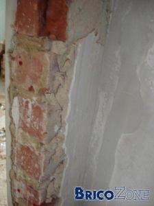 Voile de verre ou betonkontact et MP75