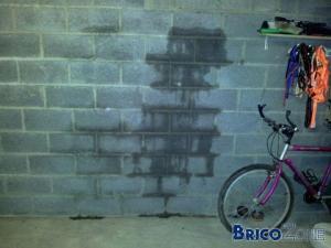 Infiltration d'eau suite am�nagement terrasse