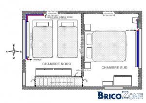 conseil circuit de distribution d 39 eau sanitaire et chauffage central. Black Bedroom Furniture Sets. Home Design Ideas