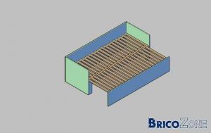 fabriquer un canap si possible lit gigogne. Black Bedroom Furniture Sets. Home Design Ideas