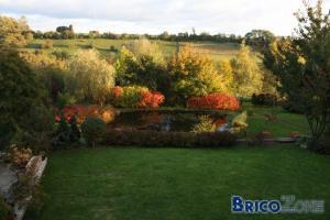 comment am�nager un jardin tout en longueur?
