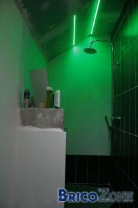 LEDs dans une mini marche