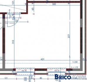 Tol�rance entre dimensions murs sur plan et r�alisation
