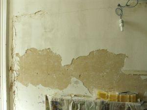 enduit de finition sur mur ancien. Black Bedroom Furniture Sets. Home Design Ideas