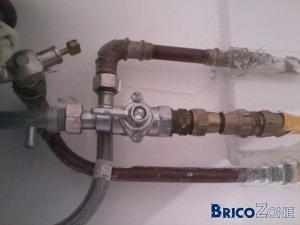 certification remplacement conduites de gaz