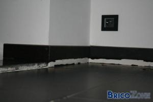 Problème mousse isolante dans le sol de mon salon